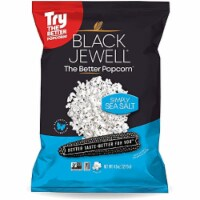 Black Jewell Simply Sea Salt Popcorn, 4.5 Oz (Pack of 8) - 8