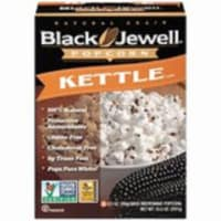 Black Jewell Kettle Microwave Popcorn, 10.5 Oz (Pack of 6) - 6