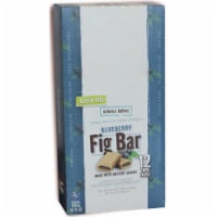 Natures Bakery Gluten Free Blueberry Fig Bar, 2 Ounce -- 84 per case