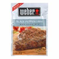 Weber Grill Creations Marinade - Black Peppercorn - Case of 12 - 1.12 - 1.12 OZ