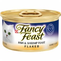 Fancy Feast Flaked Fish & Shrimp Wet Cat Food