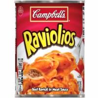 Campbell's RavioliOs Beef Ravioli in Meat Sauce