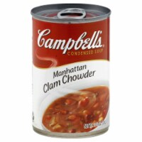 Campbell's Clam Chowder Condensed Soup Case