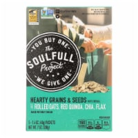 The Soulfull Project Hot Cereal - Case of 6 - 7 OZ - Case of 6 - 7 OZ each