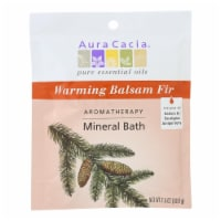 Aura Cacia - Aromatherapy Mineral Bath Soothing Heat - 2.5 oz - Case of 6 - Case of 6 - 2.5 OZ each