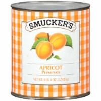 Smuckers Apricot Preserves, 8.25 Pound -- 6 per case. - 6-8.25 POUND