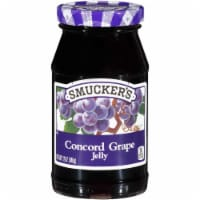 Smuckers Concord Grape Jelly - 12 ct / 12 oz