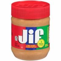 Jif Creamy Peanut Butter, 12 Ounce -- 12 per case. - 12-12 OUNCE