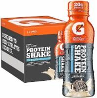 Gatorade Recover Cookies & Creme Protein Shake