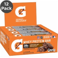 Gatorade Chocolate Chip Whey Protein Bar