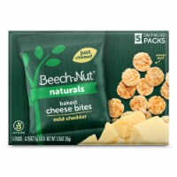 Beech-Nut Baked Mild Cheddar Cheese Bites