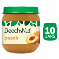 Beech-Nut Peach Stage 2 Baby Food
