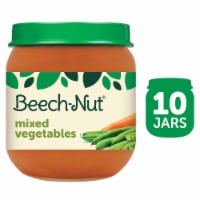 Beech-Nut Mixed Vegetables Stage 2 Baby Food