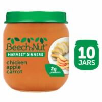 Beech-Nut Harvest Dinners Chicken Apple Carrot Baby Food