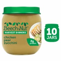 Beech-Nut Harvest Dinners Chicken Pear Zucchini Baby Food