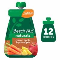 Beech-Nut Naturals Carrot Apple & Pineapple Baby Food - 12 ct / 3.5 oz