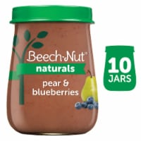 Beech-Nut Naturals Pear & Blueberry Stage 2 Baby Food