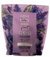 Love Home & Planet Lavender & Argan Oil Dishwasher Detergent Packets