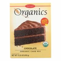 European Gourmet Bakery - Cake Mix Chocolate - Case of 6-15.25 OZ - Case of 6 - 15.25 OZ each