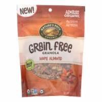 Nature's Path Maple Almond Grain Free Granola - Case of 6 - 8.00 OZ - 8.00 OZ