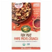 Nature's Path Maple Pecan Crunch - Flax Plus - Case of 12 - 11.5 oz. - 11.5 OZ