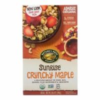 Nature's Path Crunchy Maple - Sunrise - Case of 12 - 10.6 oz. - 10.6 OZ