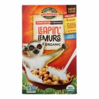 Envirokidz - Organic Leapin Lemurs Cereal - Peanut Butter & Chocolate - 10 oz - 10 OZ