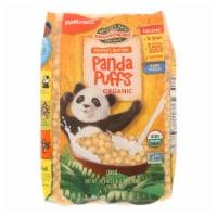 Envirokidz - Panda Puffs Cereal - Peanut Butter - Case of 6 - 24.7 oz. - Case of 6 - 24.7 OZ each