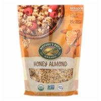 Nature's Path Organic Honey Almond Granola - Case of 8 - 11 oz. - 11 OZ