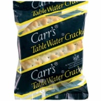 Cracker Keebler Carrs Royal Portion Table Water 200 Case 3 Count