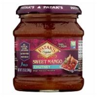 Pataks Chutney - Sweet Mango - Mild - 12 oz - case of 6 - Case of 6 - 12 OZ each