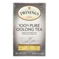 Twinings Tea Black Tea - China Oolong - Case of 6 - 20 Bags - Case of 6 - 20 BAG each