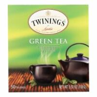 Twinings Tea Green Tea - Case of 6 - 50 Bags