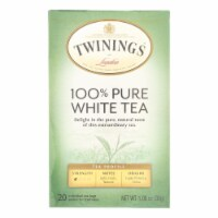 Twinings Tea Origins Fujian Chinese - Pure White - Case of 6 - 20 Bags - Case of 6 - 20 BAG each