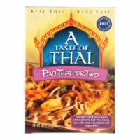 Taste of Thai Pad Thai For Two - Case of 6 - 9 oz. - Case of 6 - 9 OZ each