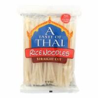 Taste of Thai Rice Noodles - Case of 6 - 16 oz. - Case of 6 - 16 OZ each