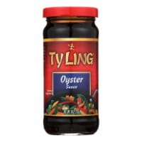 Ty Ling Oyster Sauce  - Case of 12 - 8 OZ - 8 OZ