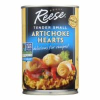 Reese Tender Small Artichoke Hearts - 14 oz.