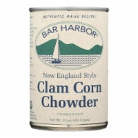 Bar Harbor - Clam and Corn Chowder - Case of 6 - 15 oz. - Case of 6 - 15 OZ each