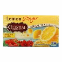 Celestial Seasonings Herbal Tea - Lemon Zinger - 20 Bags - 20 BAG