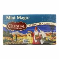 Celestial Seasonings Herbal Tea - Mint Magic - 20 Bags