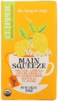 Clipper Strawberry Fields Ogranic Elder Flower Herbal Tea, 1.06 oz (Pack of 6)
