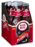 Beer Nuts Original Peanut Beer Bottle Bag, 1.75 Ounce -- 48 per case.