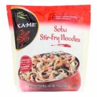 Ka'Me Soba Stir Fry Noodles - Case of 6 - 14.2 oz. - 6