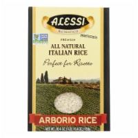 Alessi Arborio Rice - Case of 10 - 26.4 OZ