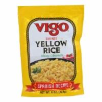 Vigo Rice - Yellow - Upright - Case of 6 - 8 oz - Case of 6 - 8 OZ each