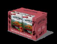 Harvest Snaps Tomato Basil Red Lentil Snack Crisps - 12 ct / 3 oz