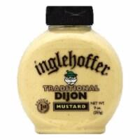 Inglehoffer Traditional Dijon Mustard, 9 OZ (Pack of 6) - 6