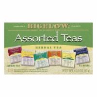Bigelow Assorted Herbal Tea, 18 BG (Pack of 6)