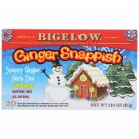 Bigelow Tea Holiday Ginger Snap